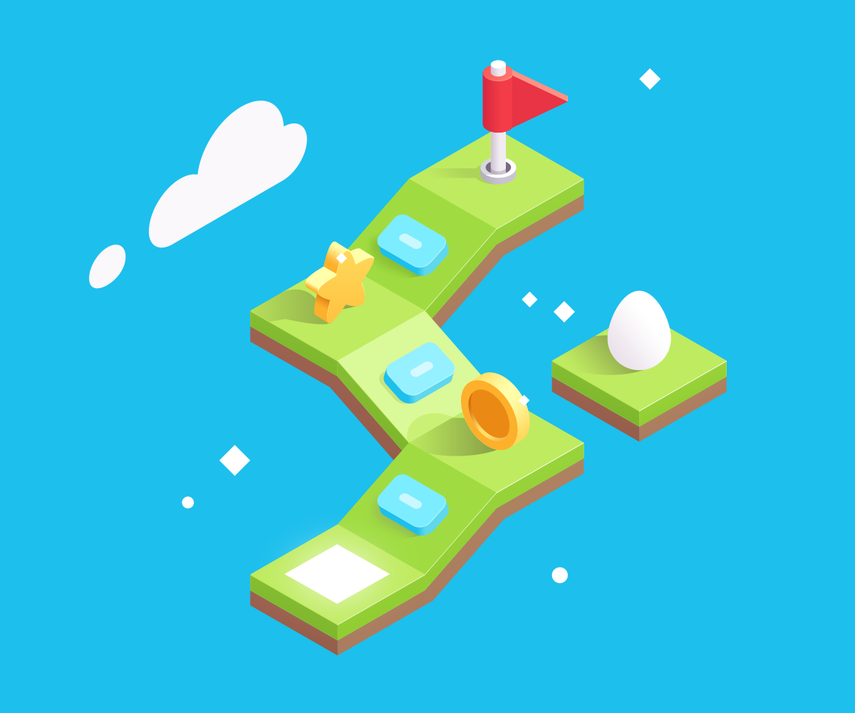 2babcf35964 Level up for UX  Design lessons from video games — Martian ...