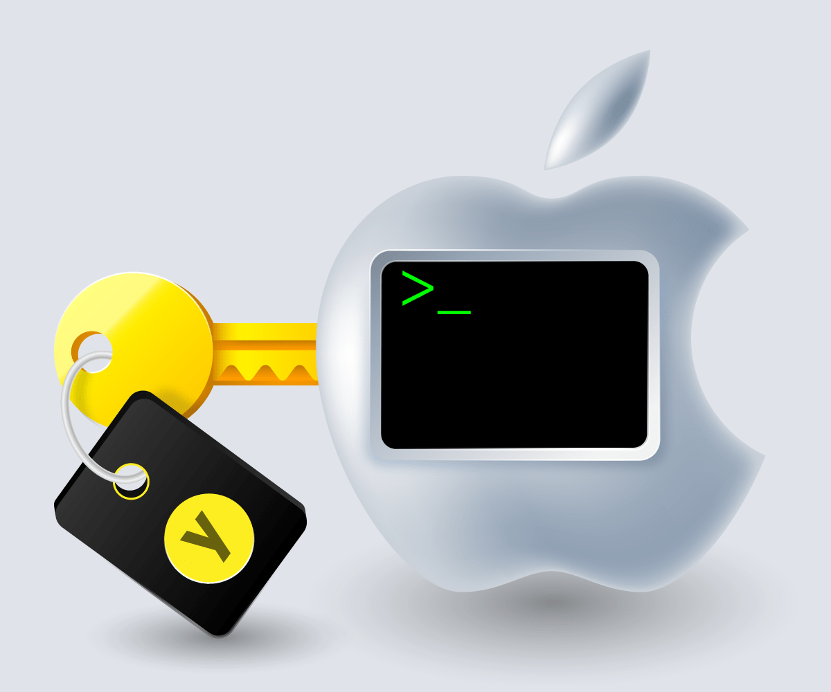 Stick with security: YubiKey, SSH, GnuPG, macOS — Martian Chronicles